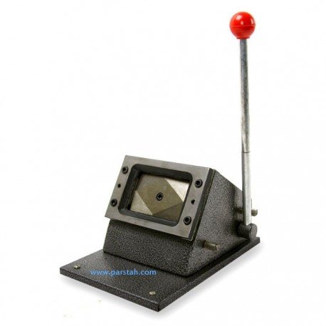 دستگاه دایکات طلق پرس و کارت PVC