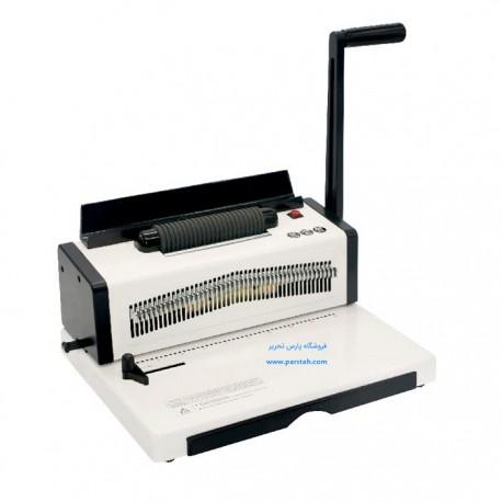 دستگاه فنر زن Oven مخصوص فنر های مارپیچ مدل 9028A