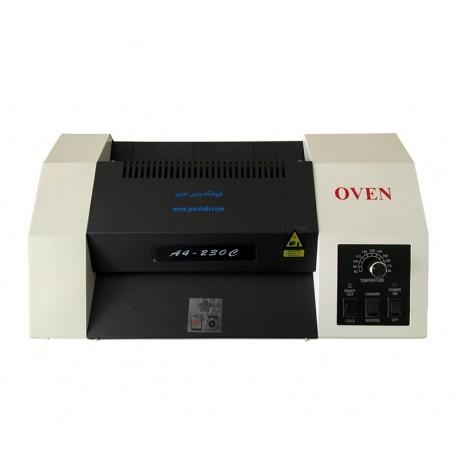 دستگاه لمینت oven 230
