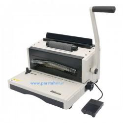 دستگاه سیمی کن فنر مارپیچ Oven مدل MC8702