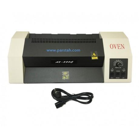 دستگاه پرس کارت oven 330